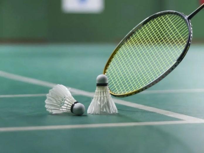 Tokoyo 2020 badminton