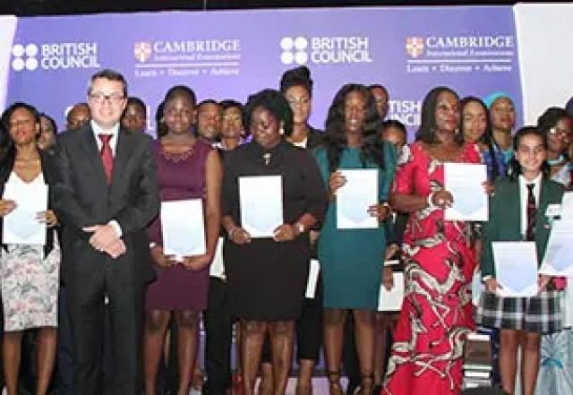 Cambridge awards