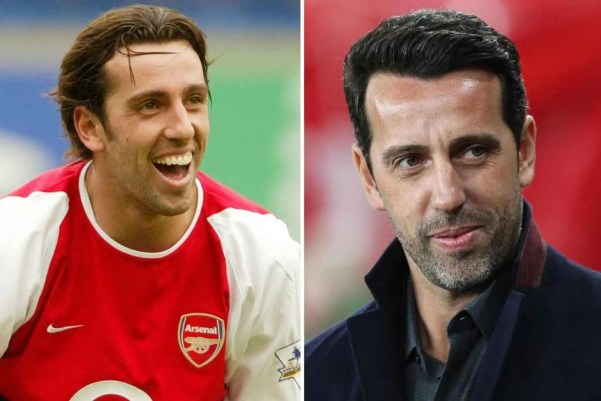 Edu, Arsenal, Nigeria news