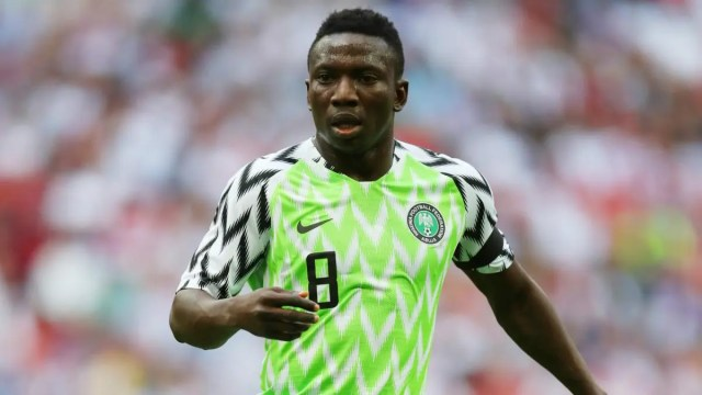 Etebo, Eagles strongest man at AFCON 2019