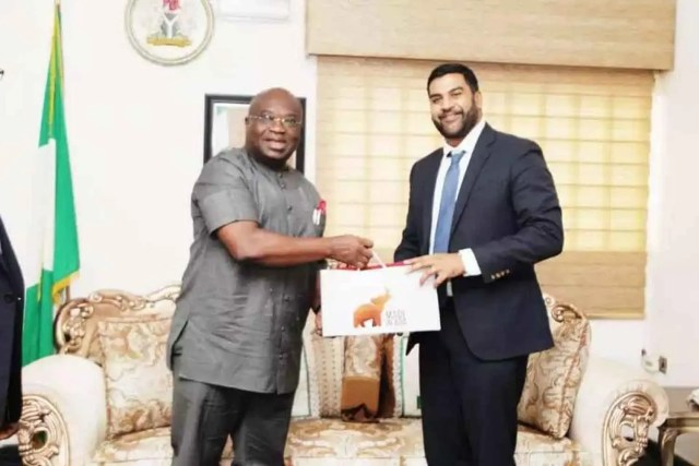 US ambassador lauds Ikpeazu, says Abia's committed to reforms