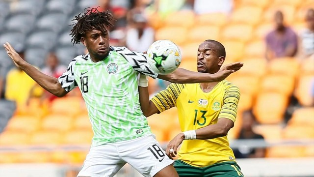 Nigeria vs South Africa