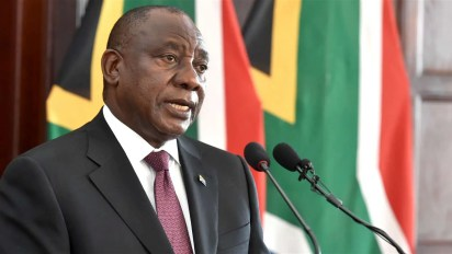 Xenophobia: South Africa cannot and will never be xenophobic ?Ramaphosa