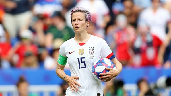 Rapinoe, US World Cup, White House, Nigeria news, Vanguard news