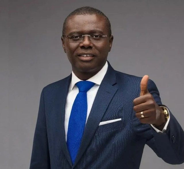 Sanwo-Olu restates commitment to universal health coverage