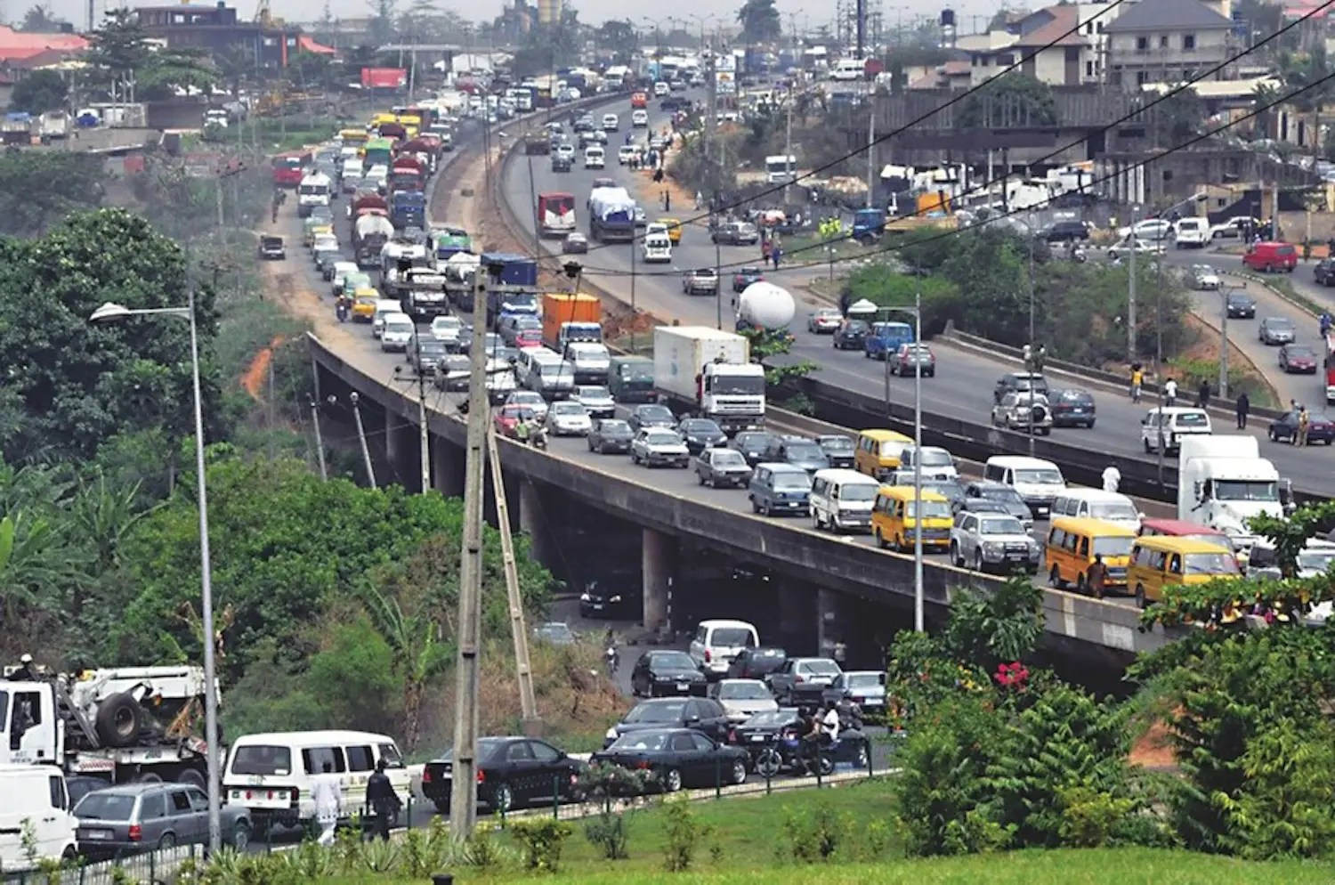 4 months closure of Lagos-Ibadan Expressway : LASG allays fear of motorists - Vanguard