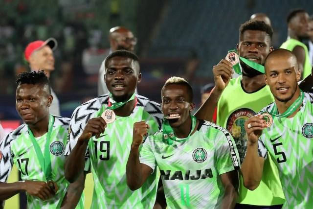 Super Eagles AFCON iwobi