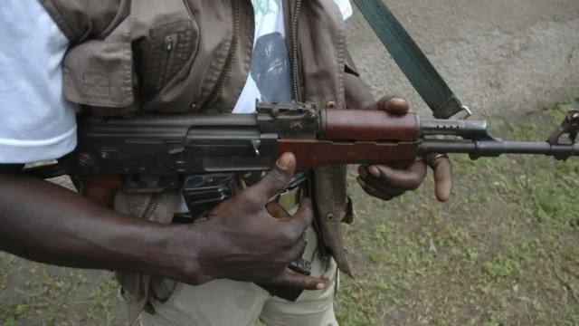 Abuja bound passengers kidnapped in Osun