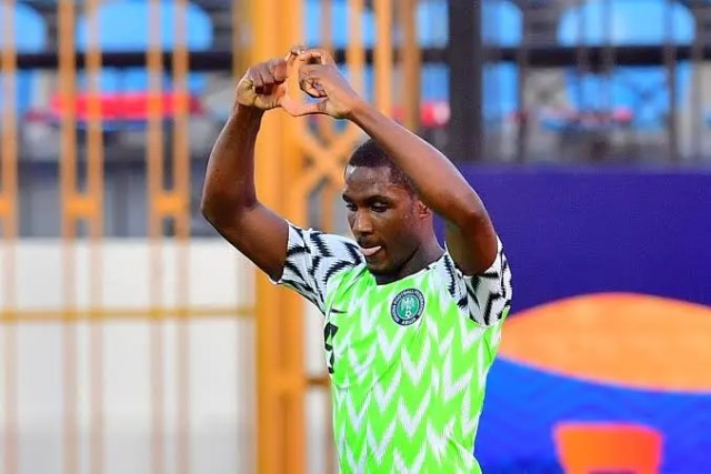 Ighalo, Eagles, AFCON