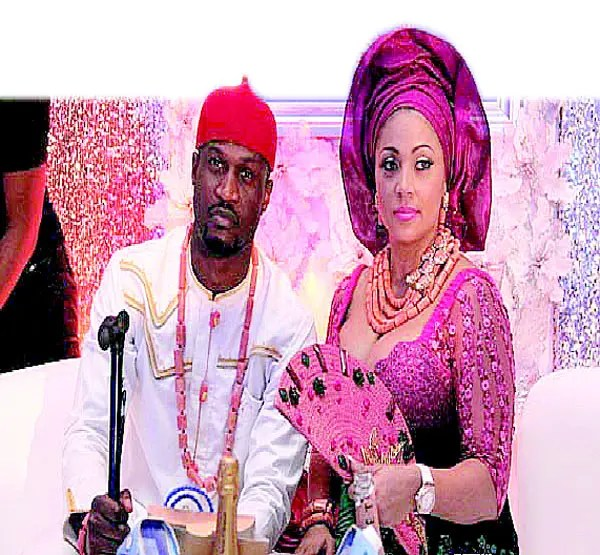 •Peter Okoye and Lola Omotayo