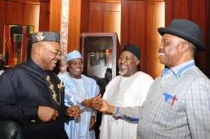 Osinbajo, NEC, ministers