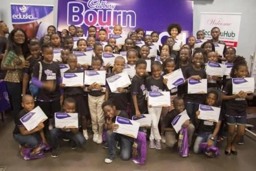 Cadbury Bournvita