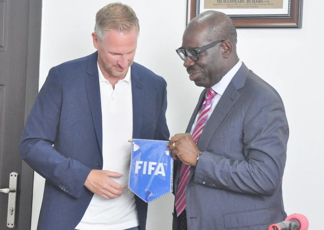 Obaseki FIFA