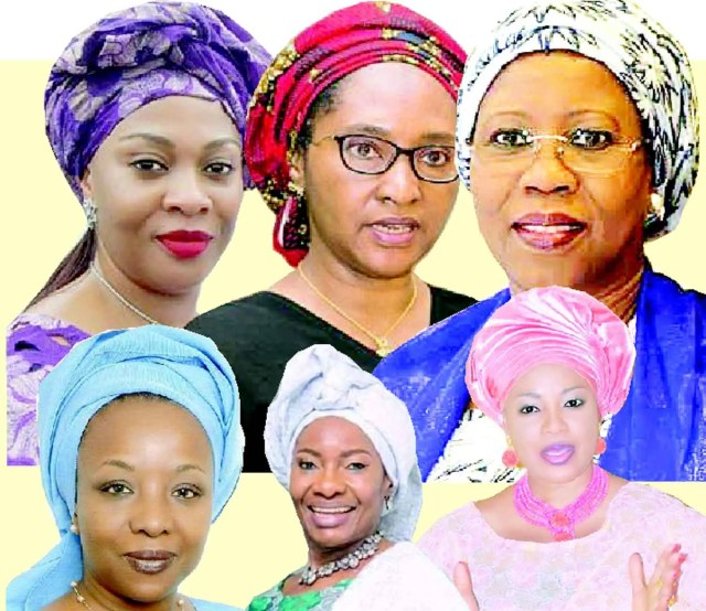 President's women