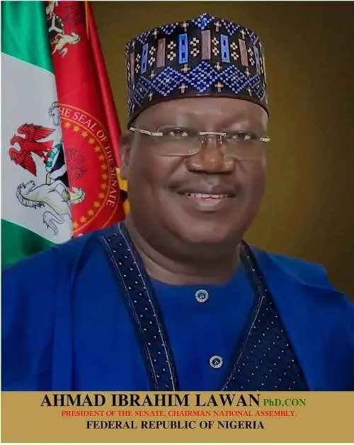 9th Assembly: President of the Senate Releases Official Portrait