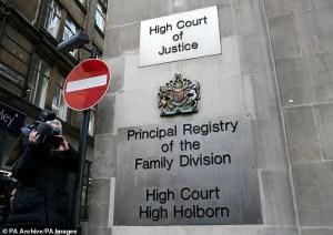 Husband sues wife
