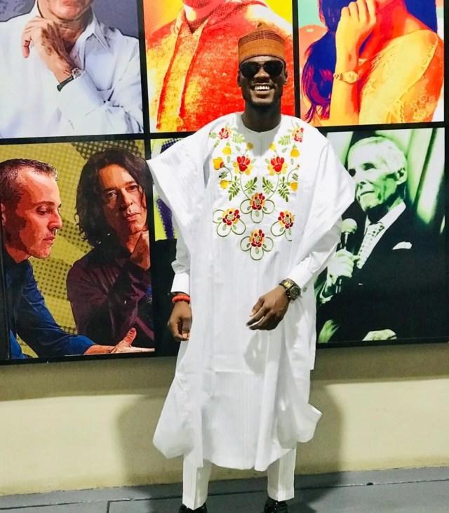 Mr Nigeria