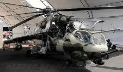 NAF Helicopter