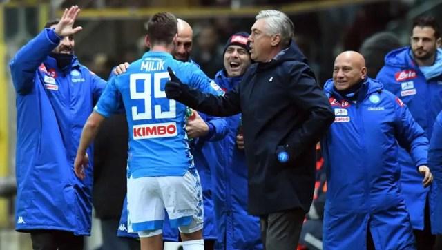Serie A, Napoli