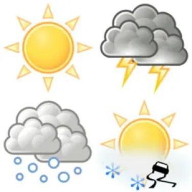 NiMet predicts thunderstoms, rains for Saturday