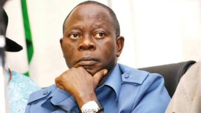 Police invite six over alleged attack on Oshiomhole's Benin residence
