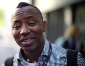 Sowore, Soyinka, Shehu, Revolution now