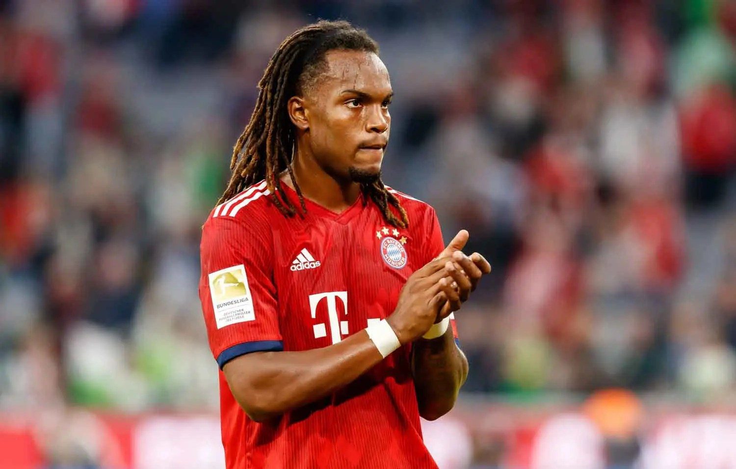 Renato Sanches: Lille sign Portugal global  from Bayern