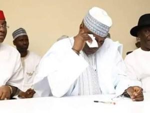 Atiku, PDP, presidential tribunal