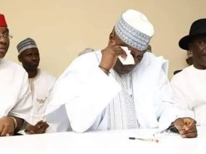BREAKING: Presidential Tribunal: Supreme Court strikes out Atiku, PDP's appeal