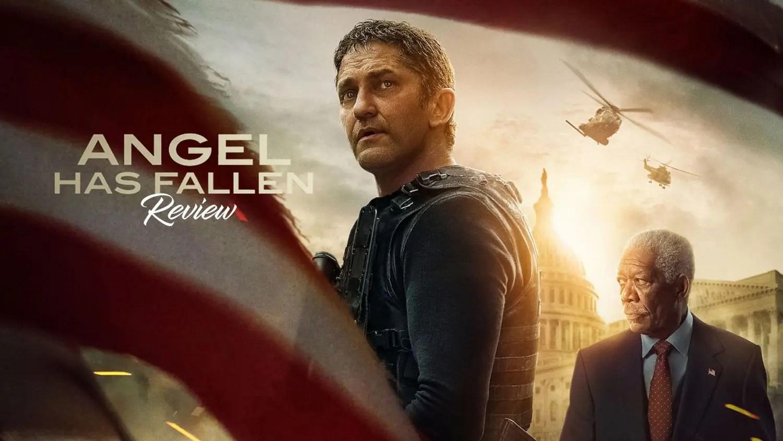 'Angel Has Fallen' stays aloft to top North American box