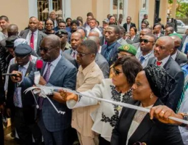 Judges commend Edo State government for inaugurating Industrial Court