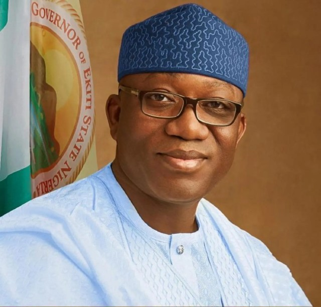 Ekiti: N57billon salary, pension arrears will be cleared —Fayemi