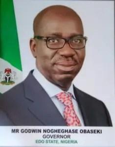 Obaseki tasks religious groups to address societal ills