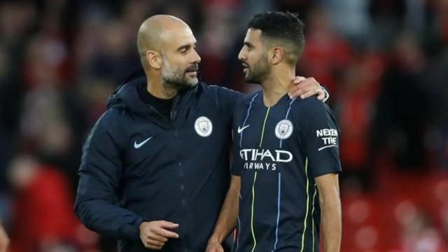 Guardiola impressed by Mahrez revival