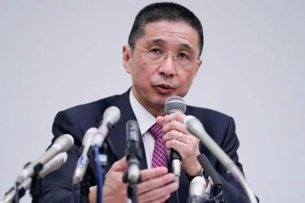 Nissan CEO