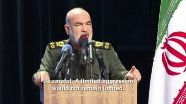 Iran head of the elite Revolutionary Guards