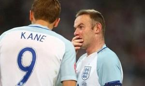 Kane, Rooney