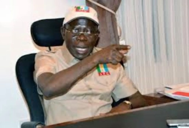 Oshiomhole, PDP, APC, Kogi, Bayelsa