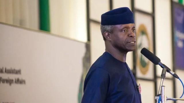VP Osinbajo to represent Buhari at Akwa Ibom's 32nd anniversary