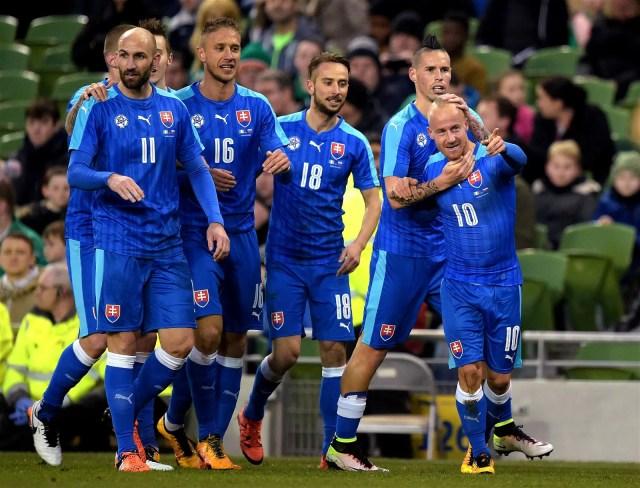 Slovakia win appeal against Euro qualifying stadium ban
