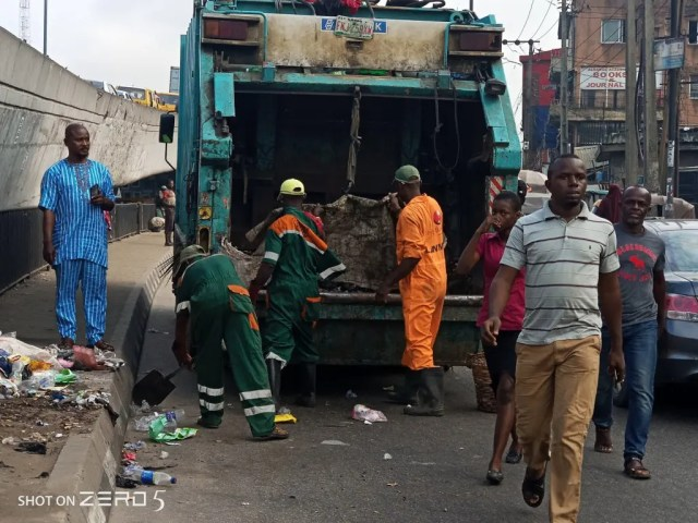 Stakeholder condemns poor sanitation within Apapa ports