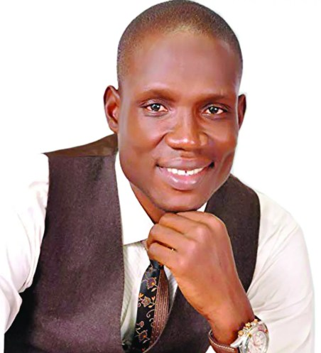 Babatunde Raimi: The insurance boy rewriting workplace norms