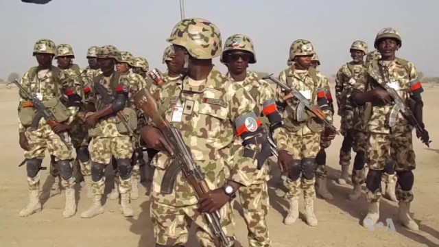 Troops, Army, Boko Haram