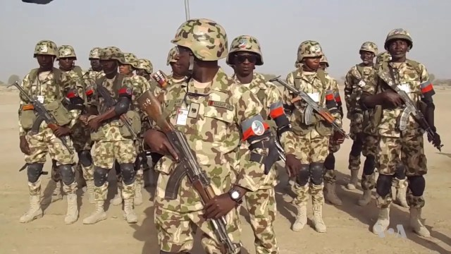Nigerian Army renam Operation Python Dance to Operation Dance for Peace