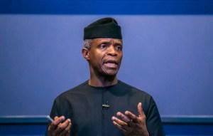 Osinbajo, Nigeria, economic