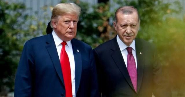Trump defends his Syria pullout against Republican criticism