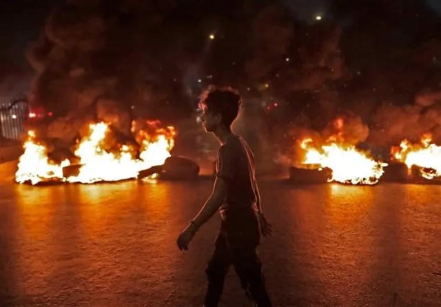 Lebanon, Protests