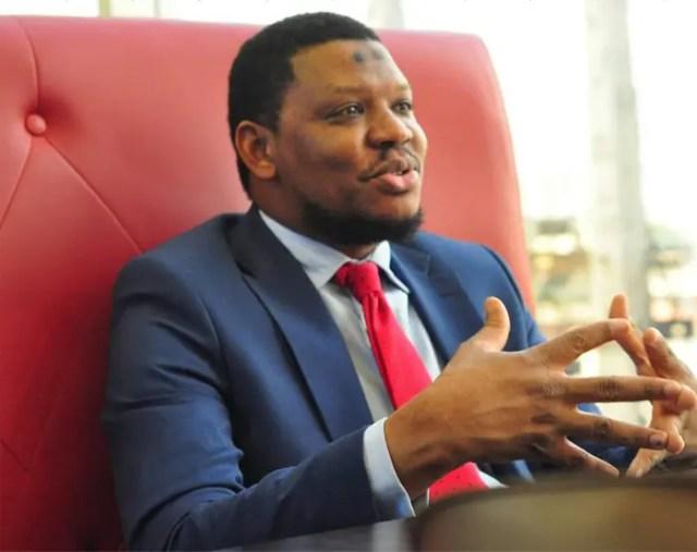 The CEO of IPI Solutions Nigeria Ltd and 2019 APC Presidential Aspirant, Adamu Garba,