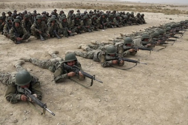 No fewer than 20 soldiers killed in northern Afghanistan, province