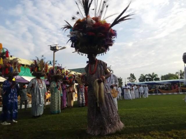 Ofala Festival of Obi of Onitsha,